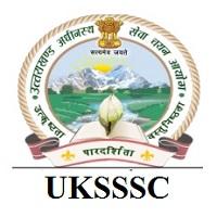 Uttarakhand Subordinate Service Selection Commission (UKSSSC)
