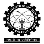 National Institute of Technology (NIT) Calicut (Kerala)