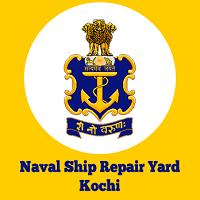 Naval ship repair yard